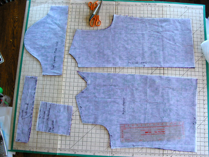 Dog Shirt Patterns For Sewing Free Images - origami instructions ...